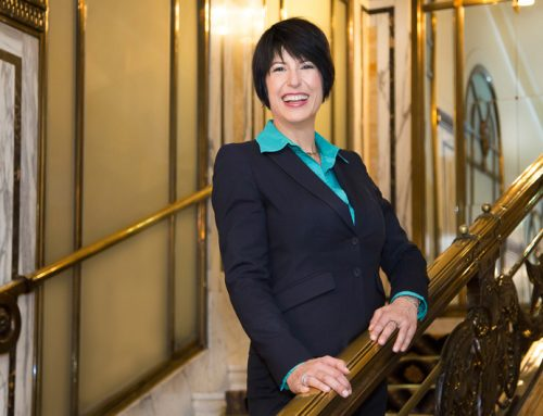 Im Interview: Simone Dulies, Direktorin im Hotel Bristol