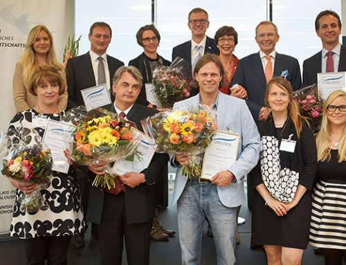 October 9th 2018: Business Award Finland Austria. Register now!