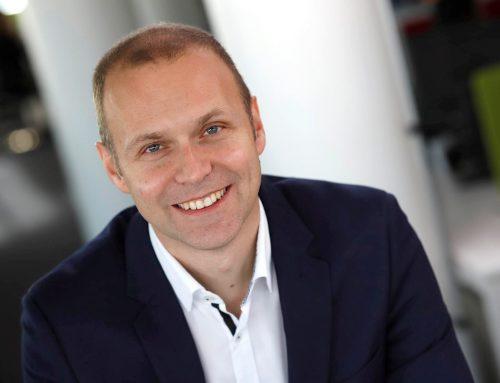 Haastattelussa: Robert Kaup, TietoEVRYn toimitusjohtaja